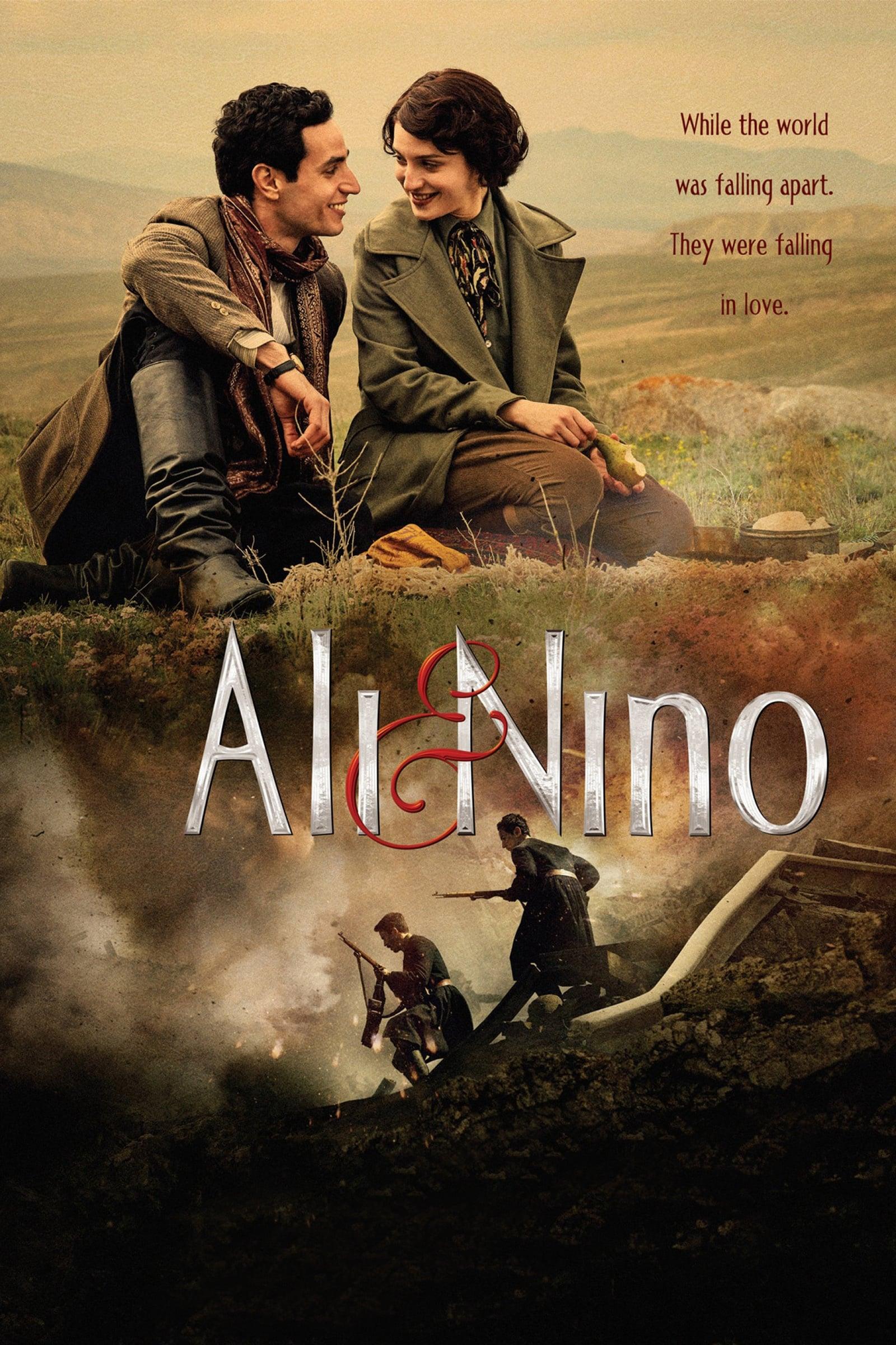 Póster Ali y Nino