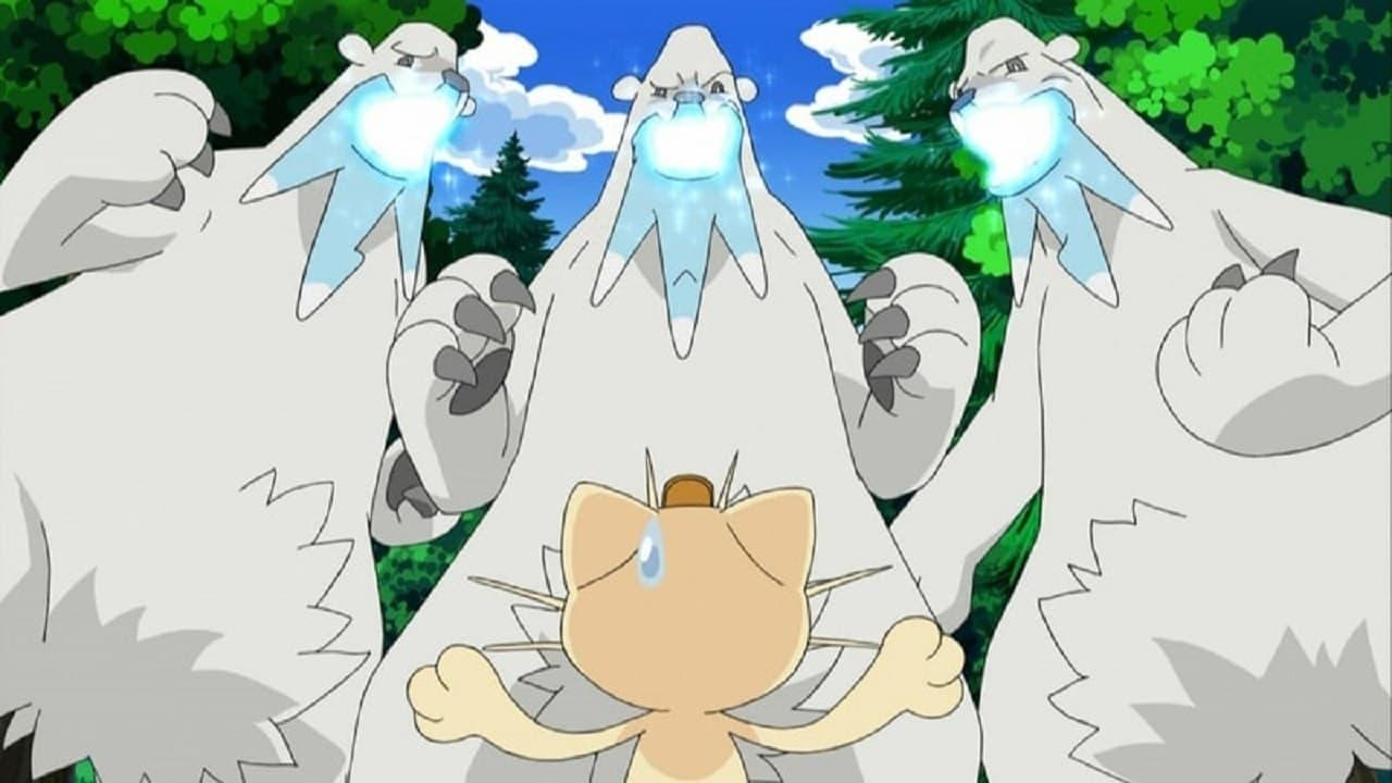 Pokémon Season 14 :Episode 46  The Beartic Mountain Feud!