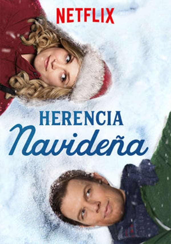 Póster Herencia navide�a