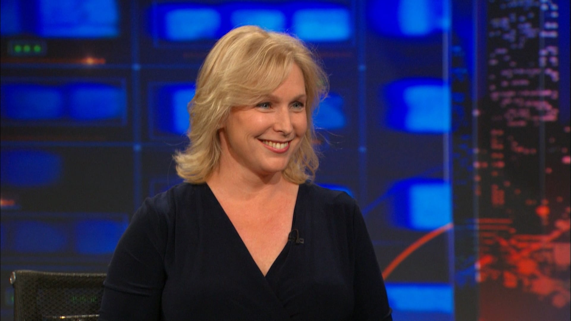 The Daily Show with Trevor Noah Season 20 :Episode 129  Kirsten Gillibrand