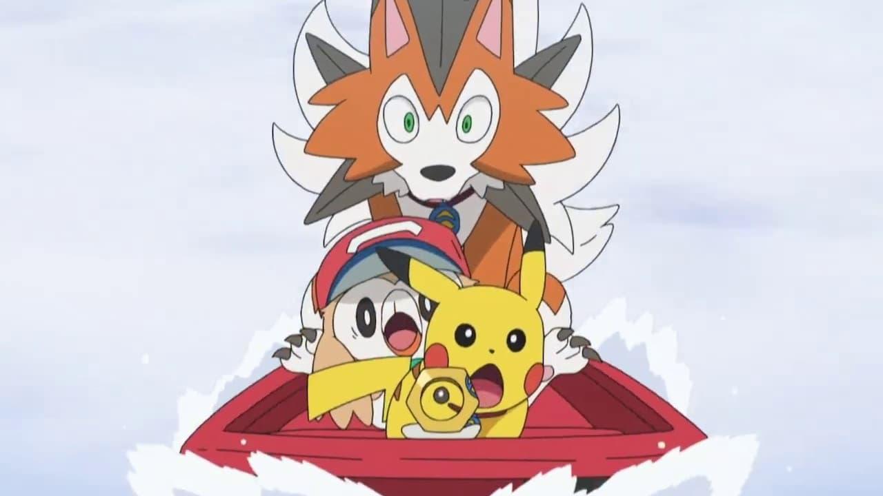 Pokémon Season 22 :Episode 34  Pikachu's Exciting Adventure!