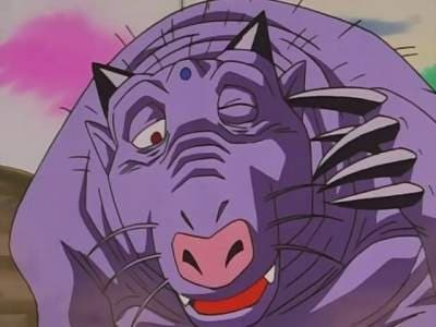 Dragon Ball GT Season 1 :Episode 52  The Seven-Star Dragon