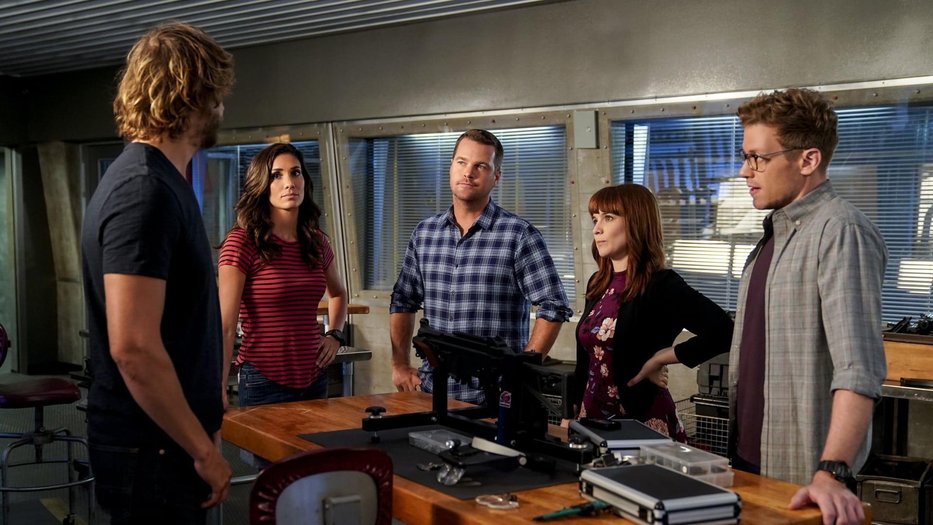 NCIS: Los Angeles Season 9 :Episode 1  Party Crashers