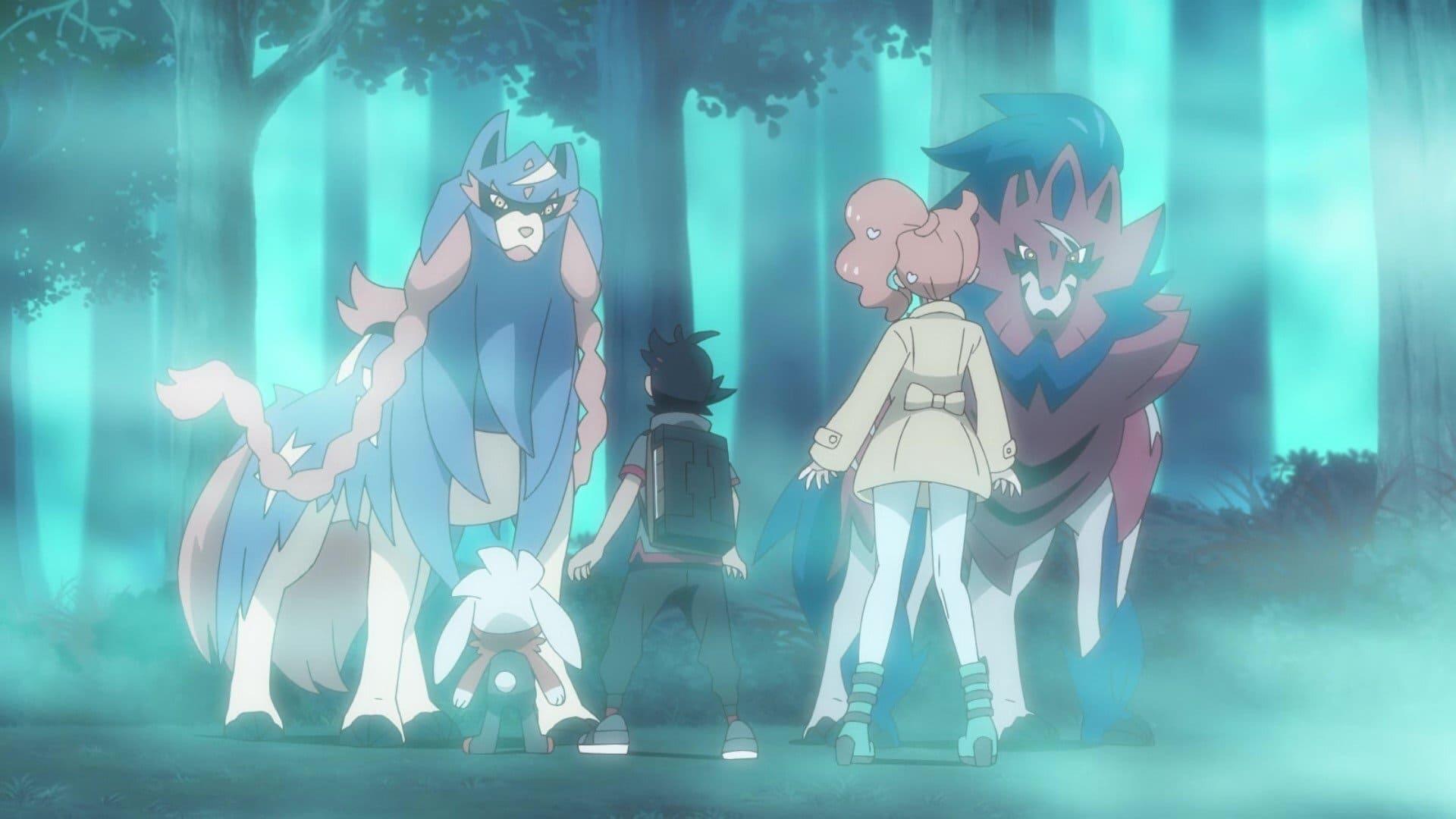 Pokémon Season 23 :Episode 44  Sword & Shield III: Eternatus