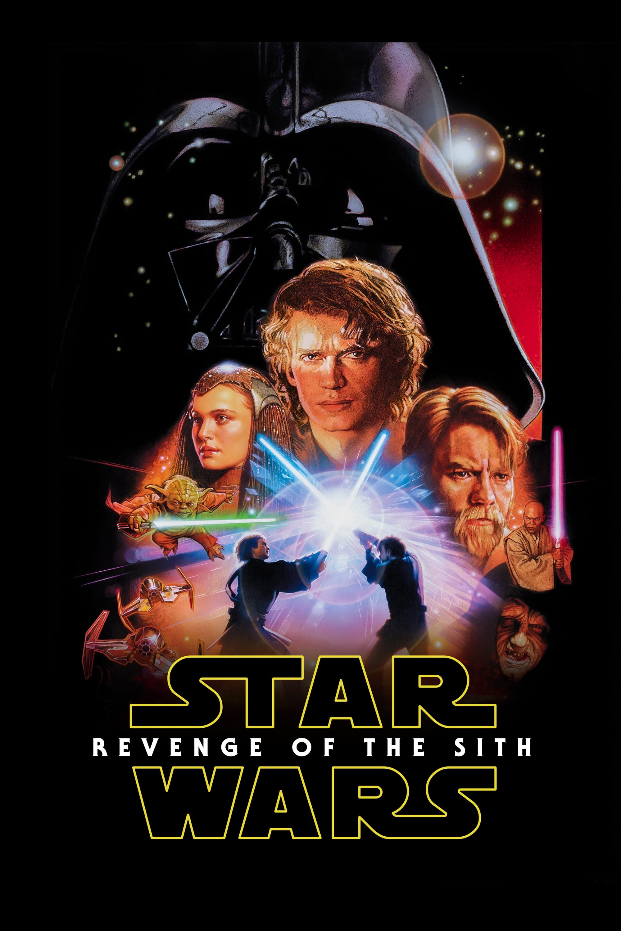 how to make a star wars revenge of the sith