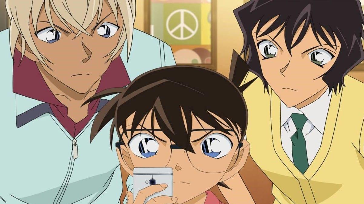 Detective Conan • S01E837