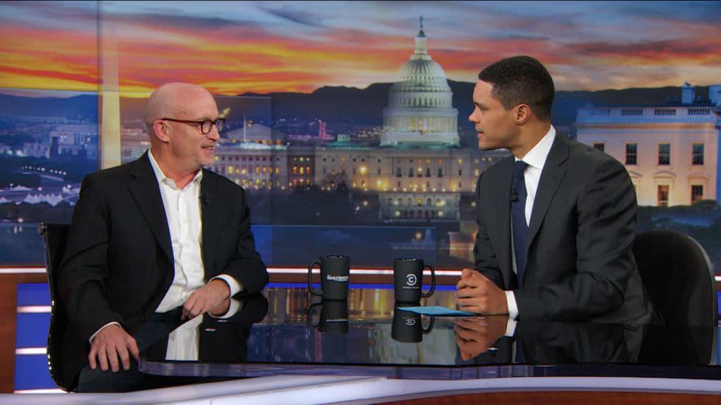The Daily Show with Trevor Noah Season 23 :Episode 52  Alex Gibney