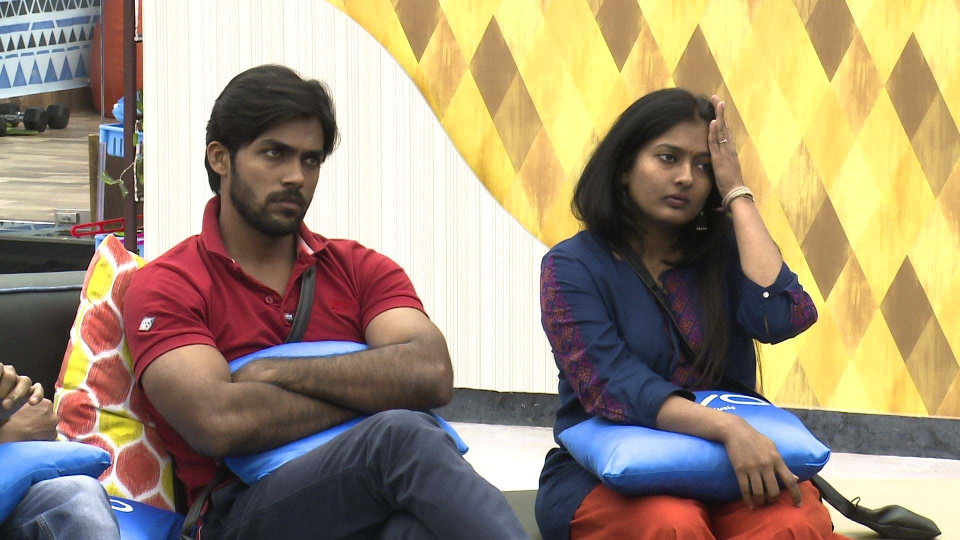 Bigg Boss Season 1 :Episode 47  Day 46: Who Is The Lucky One?