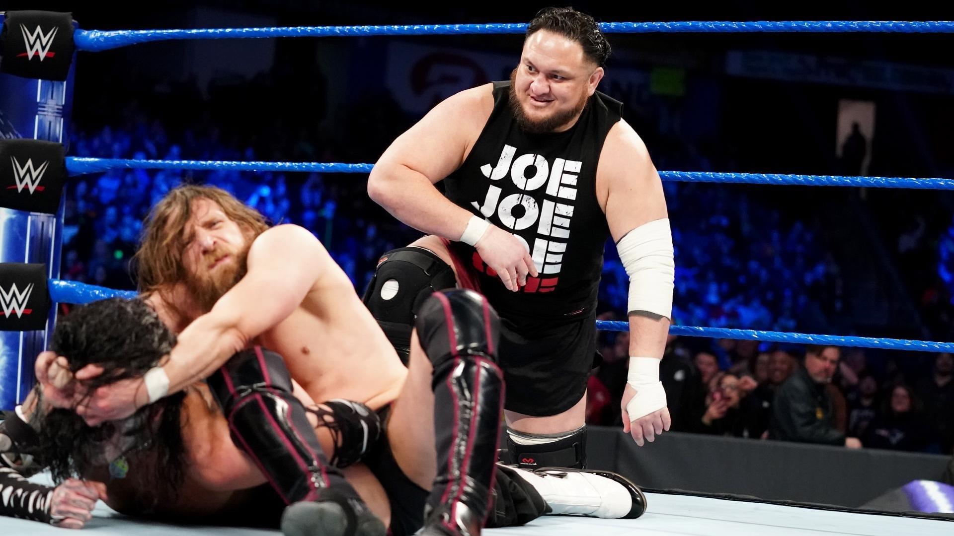 WWE Friday Night SmackDown • S21E06
