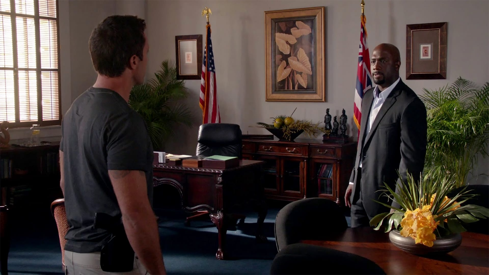 Hawaii Five-0 - Season 3 Episode 14 : Hana I Wa'Ia
