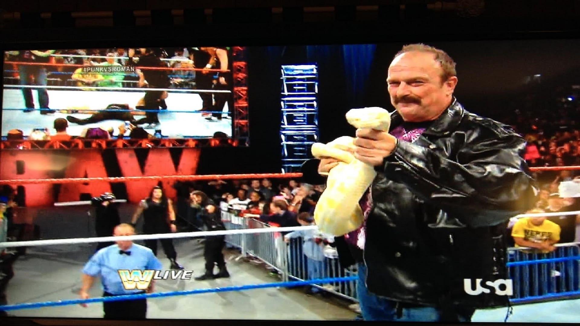 WWE Raw Season 21 :Episode 1  January 7, 2013