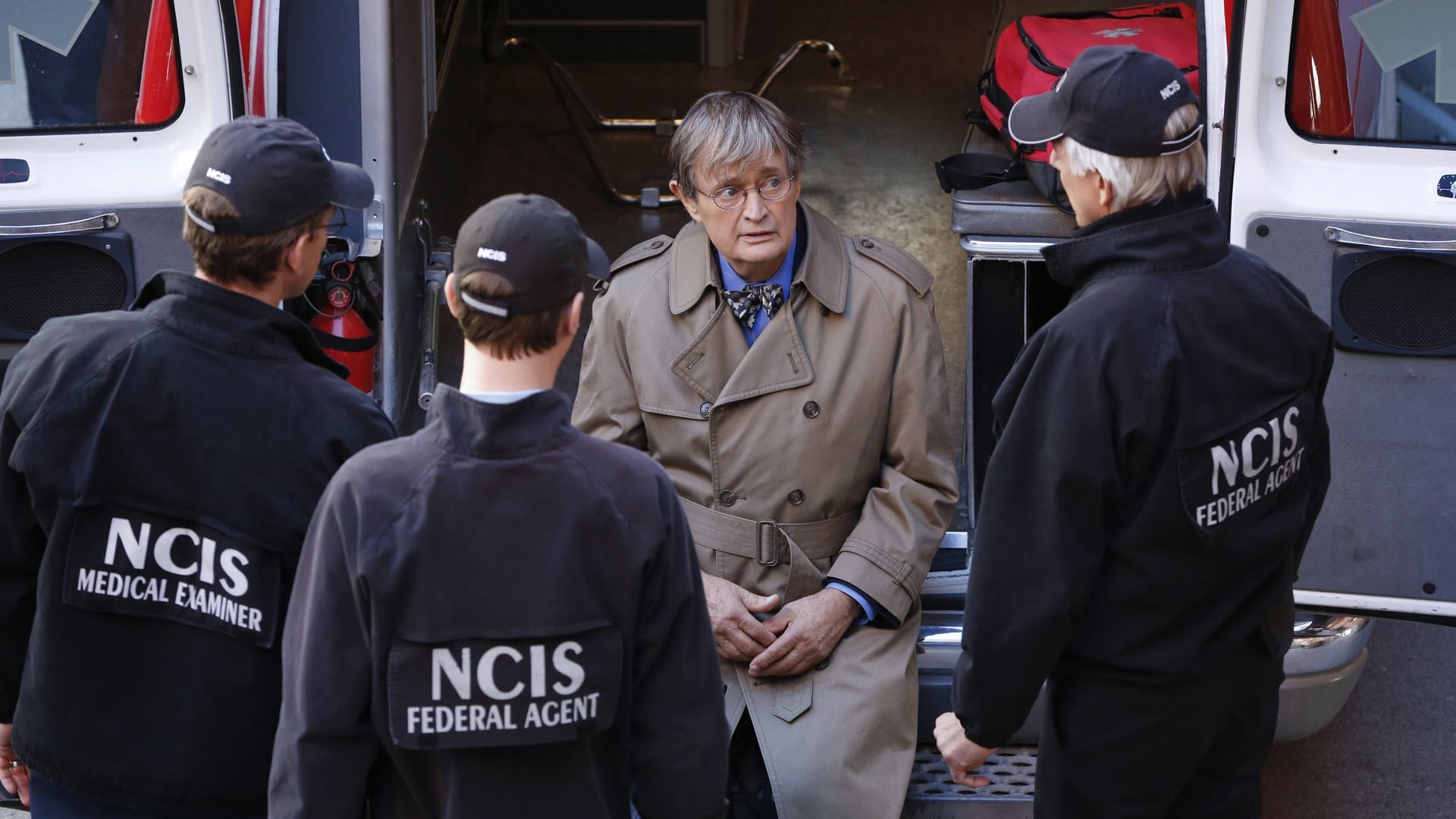 NCIS Season 13 :Episode 11  Spinning Wheel