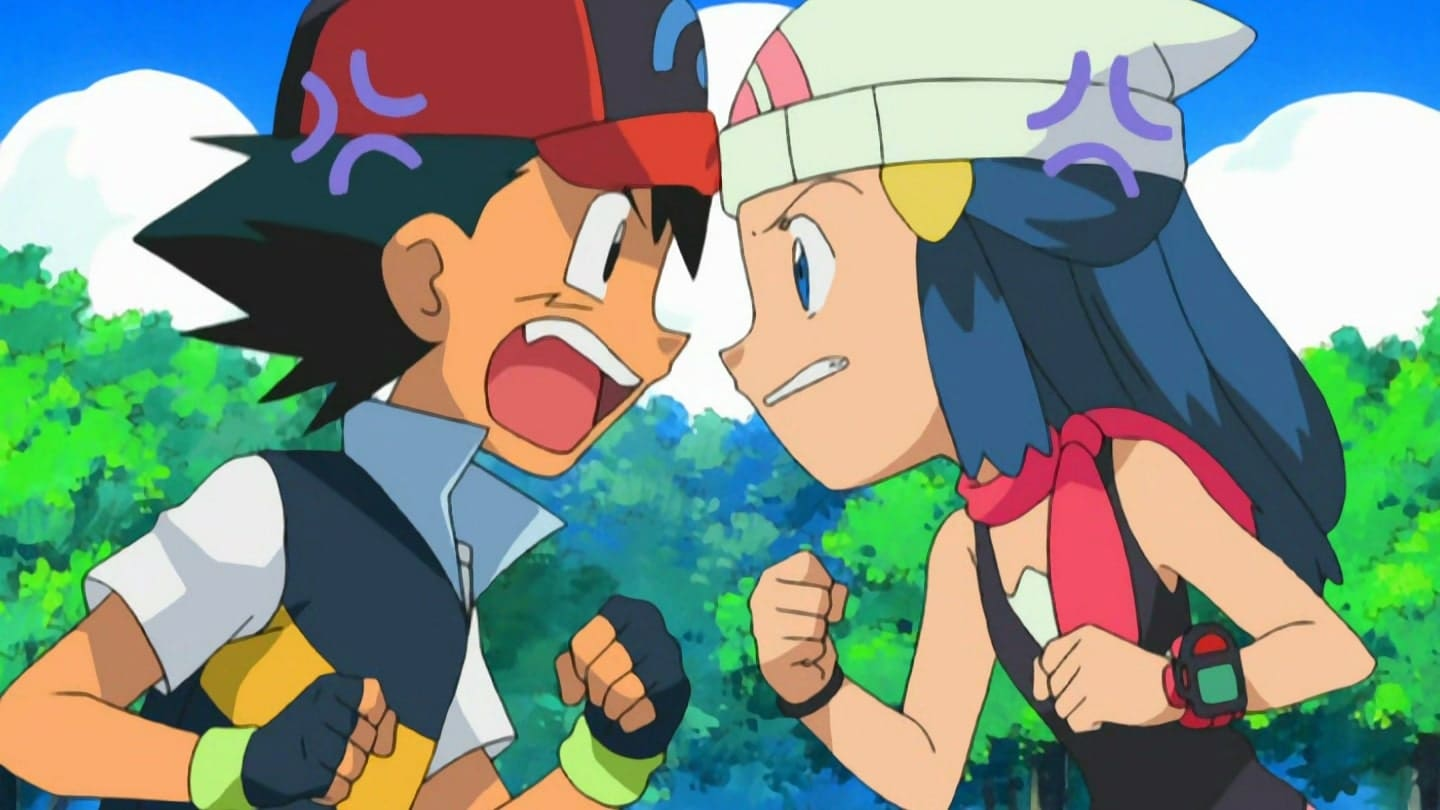 Pokémon Season 10 :Episode 29  The Champ Twins!