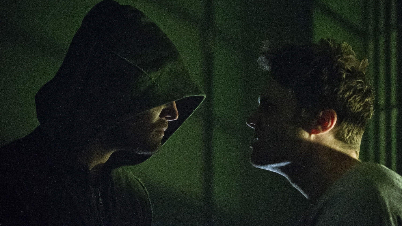 Arrow Season 1 :Episode 19  Alte Feinde