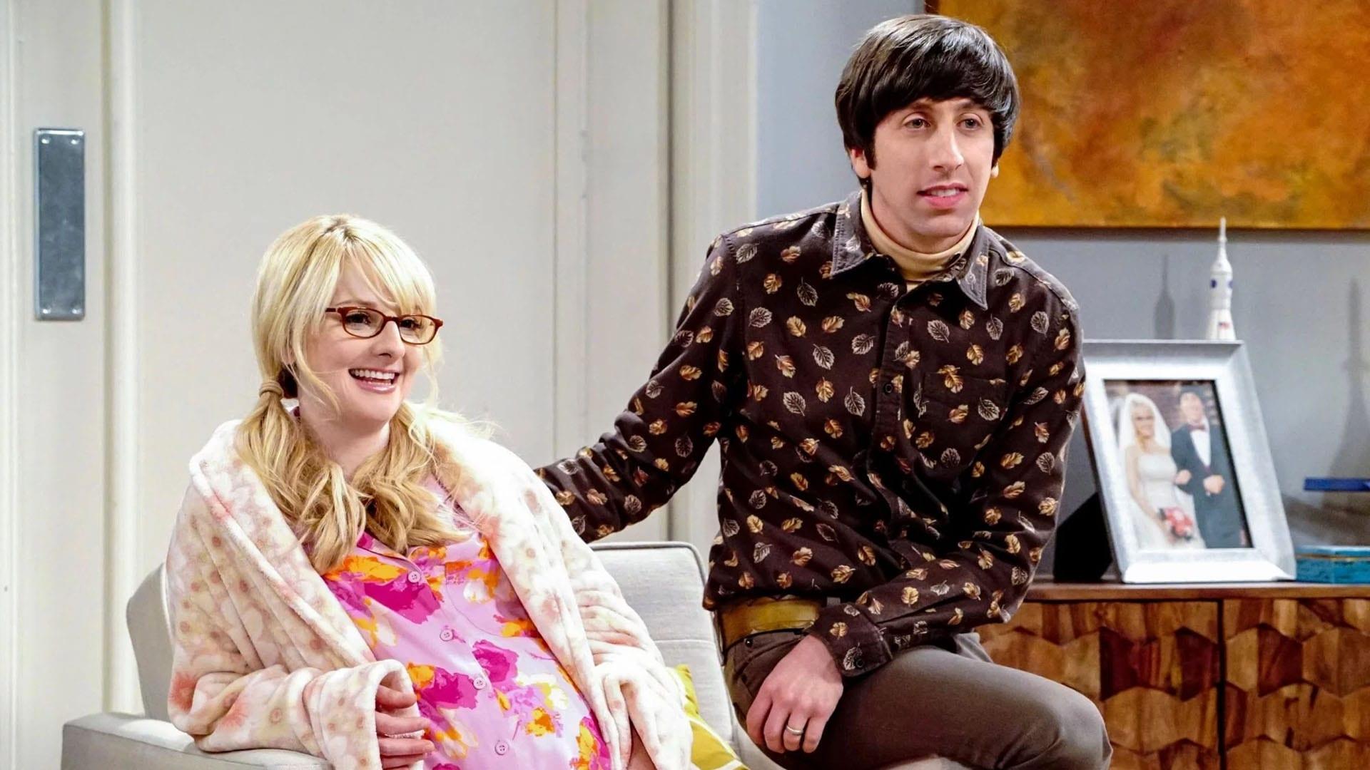 The Big Bang Theory Season 11 : The Neonatal Nomenclature