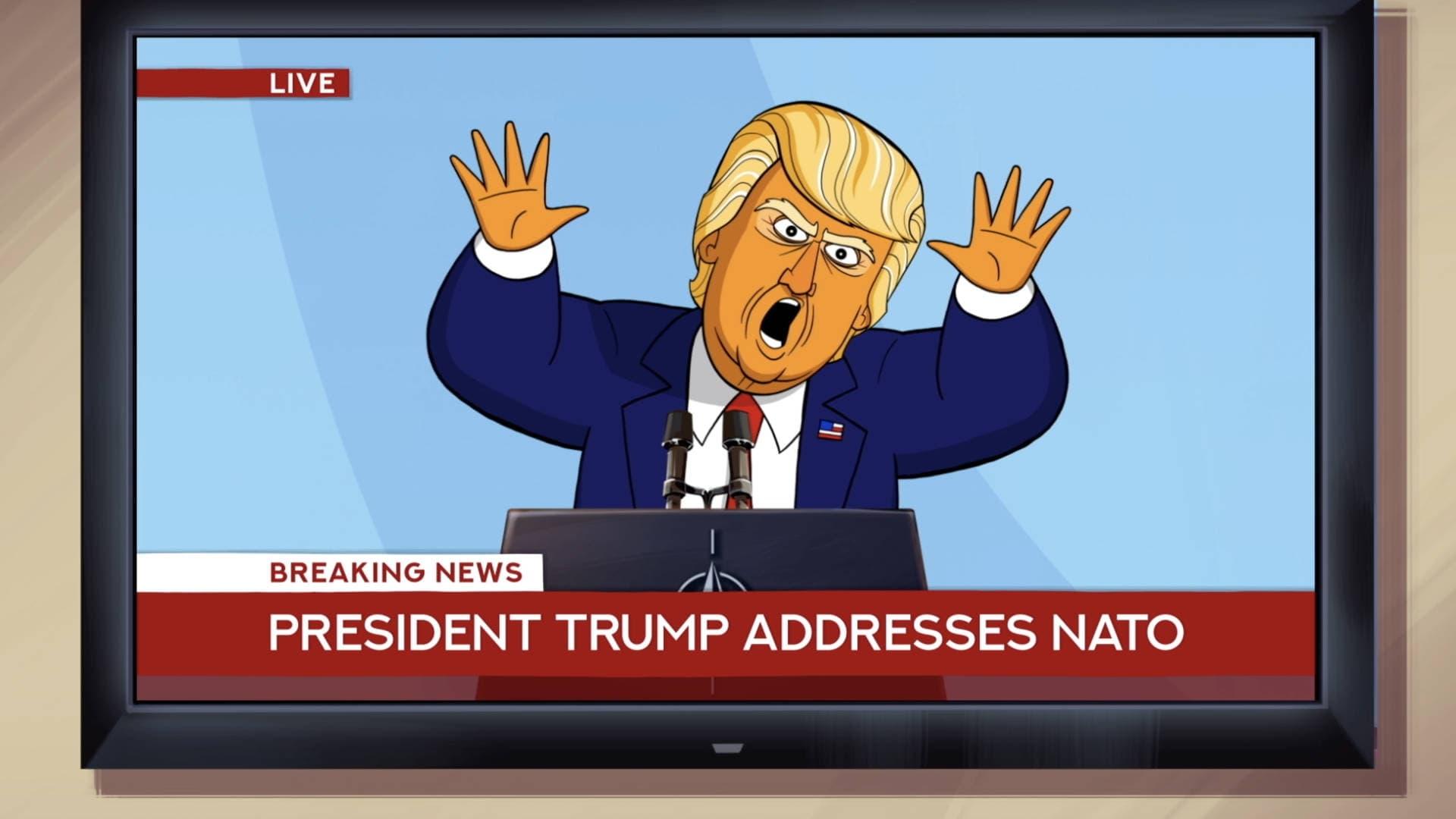 Our Cartoon President • S01E11