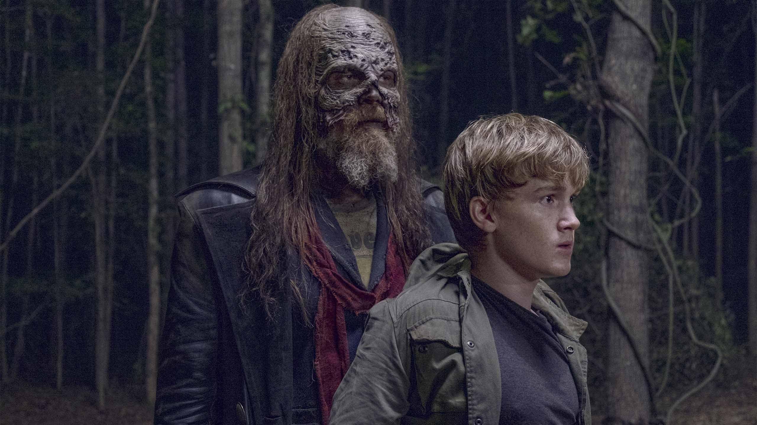 The Walking Dead - Season 9 Episode 12 : Guardians