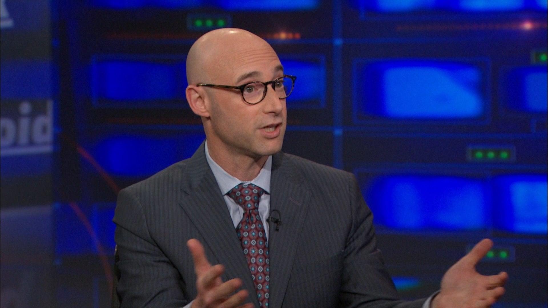 The Daily Show with Trevor Noah Season 20 :Episode 9  Matt Bai