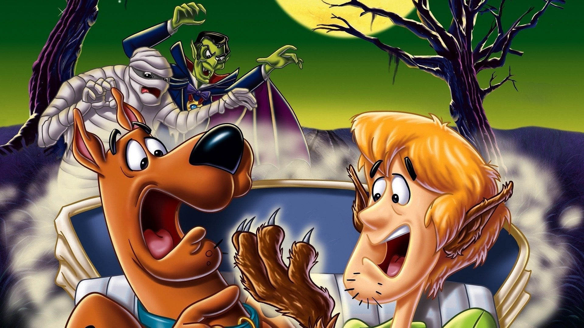 Scooby-Doo! and the Reluctant Werewolf