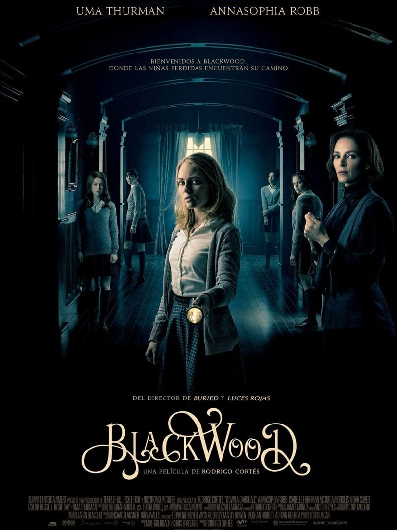 Póster Blackwood