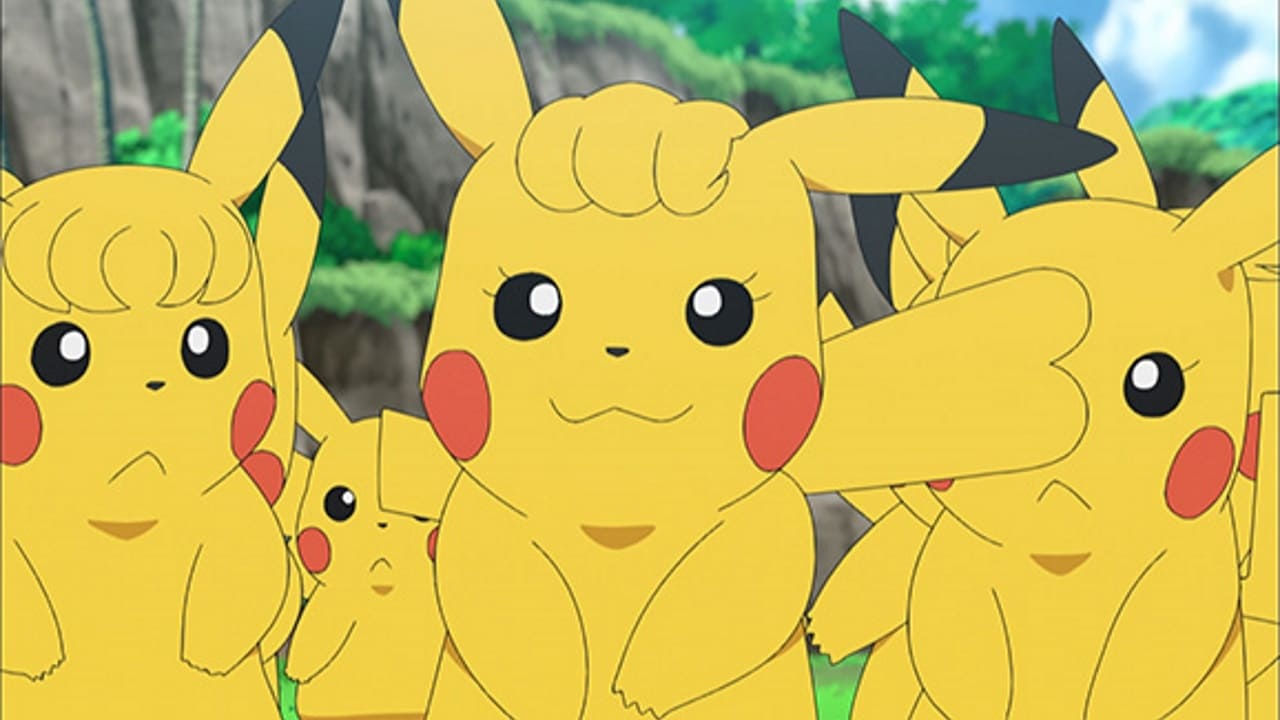 Pokémon Season 21 :Episode 48  A Plethora of Pikachu!