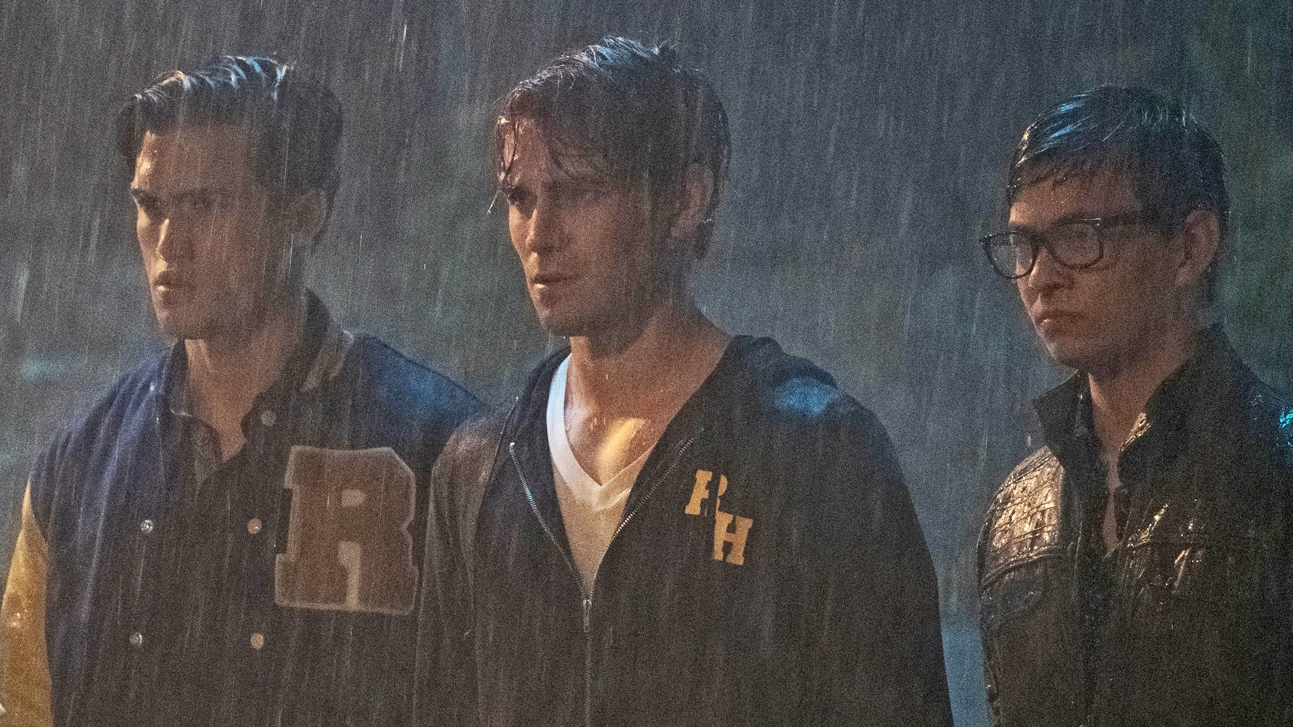 Riverdale Season 2 :Episode 4  Kapitel siebzehn: Der Umleger