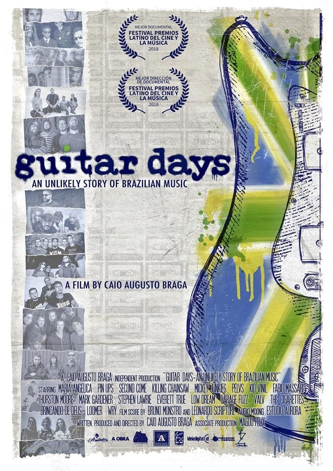 image for Guitar Days - An Unlikely Story of Brazilian Music