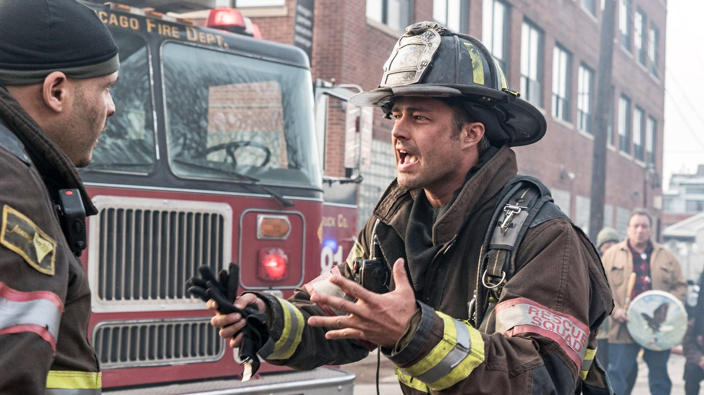 Chicago Fire Season 4 :Episode 20  Aufschub