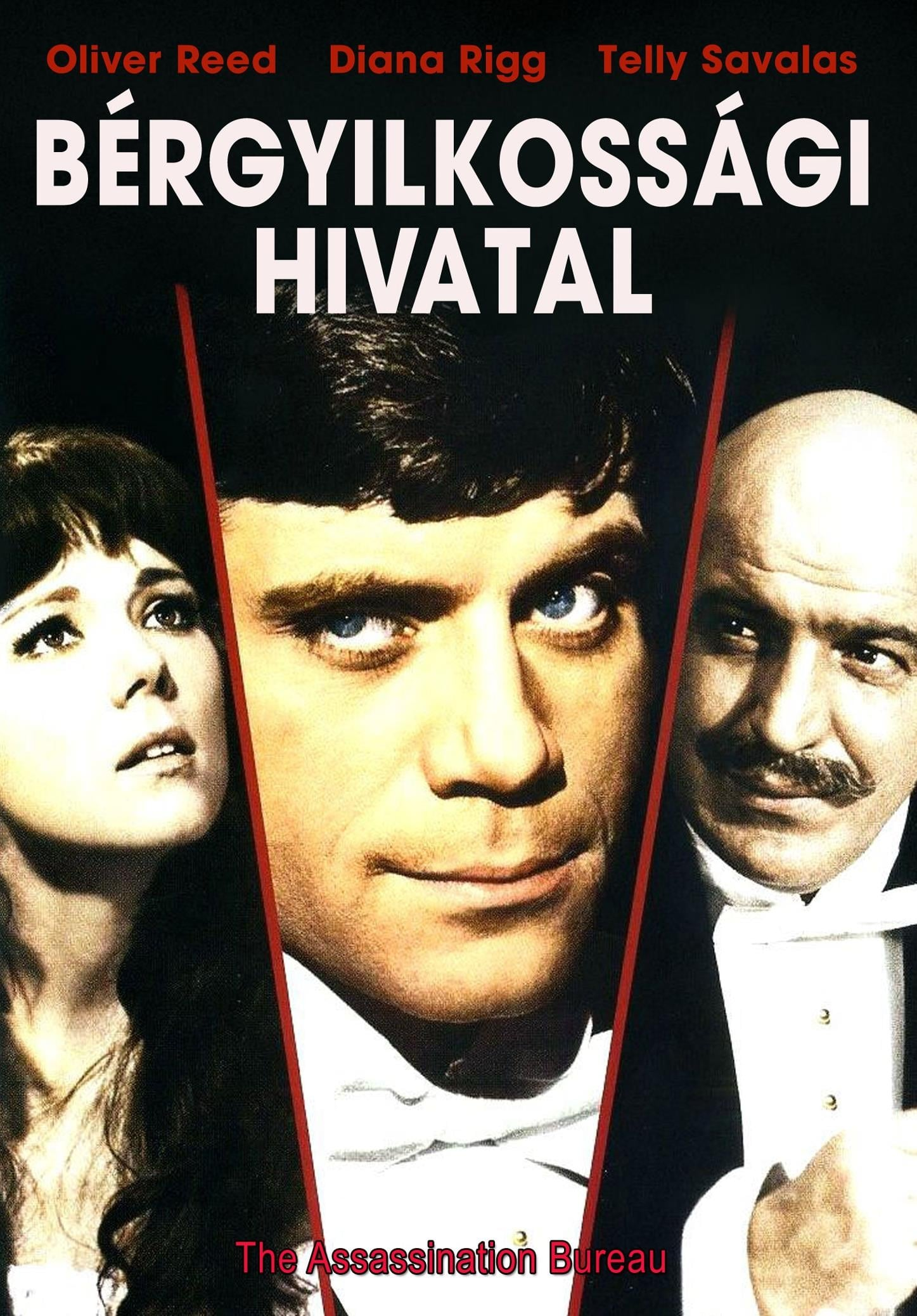 the assassination bureau 1969 gratis films kijken met ondertiteling. Black Bedroom Furniture Sets. Home Design Ideas