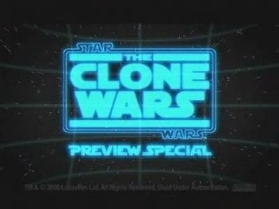 Star Wars: The Clone Wars - Season 0 Episode 2 : The Clone Wars preview