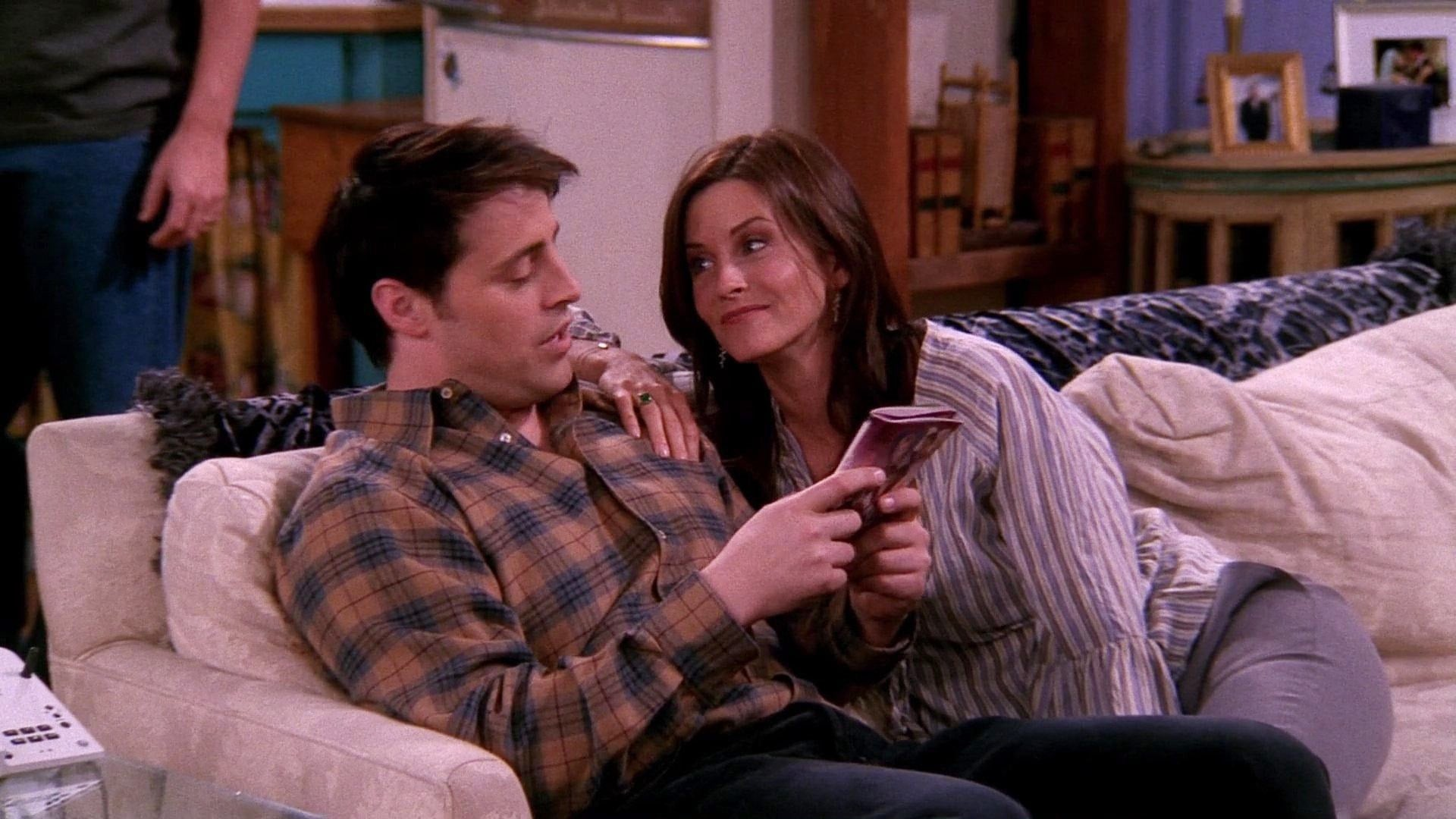Friends Season 8 :Episode 19  The One with Joey's Interview