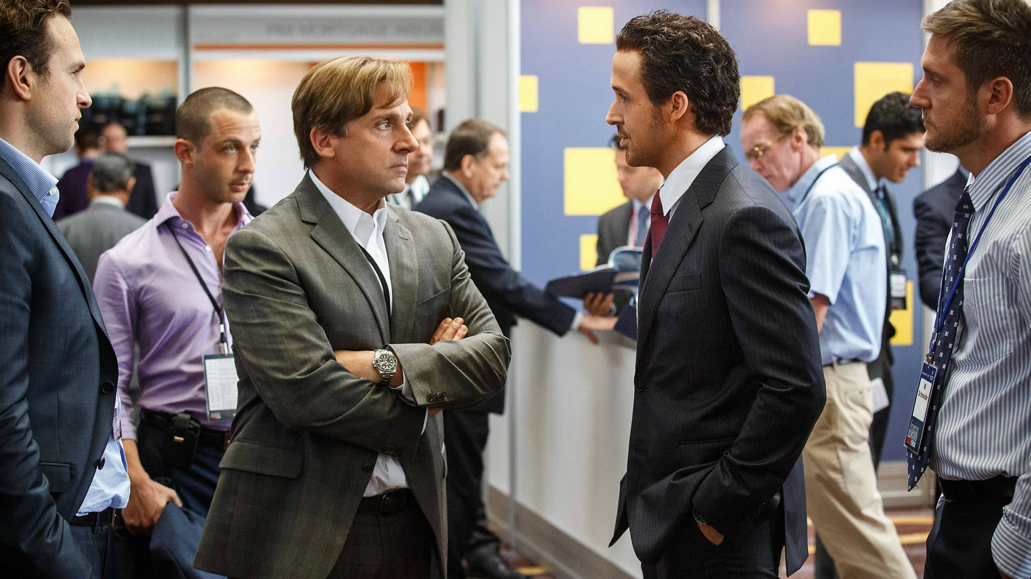 The big short - oscars 2016