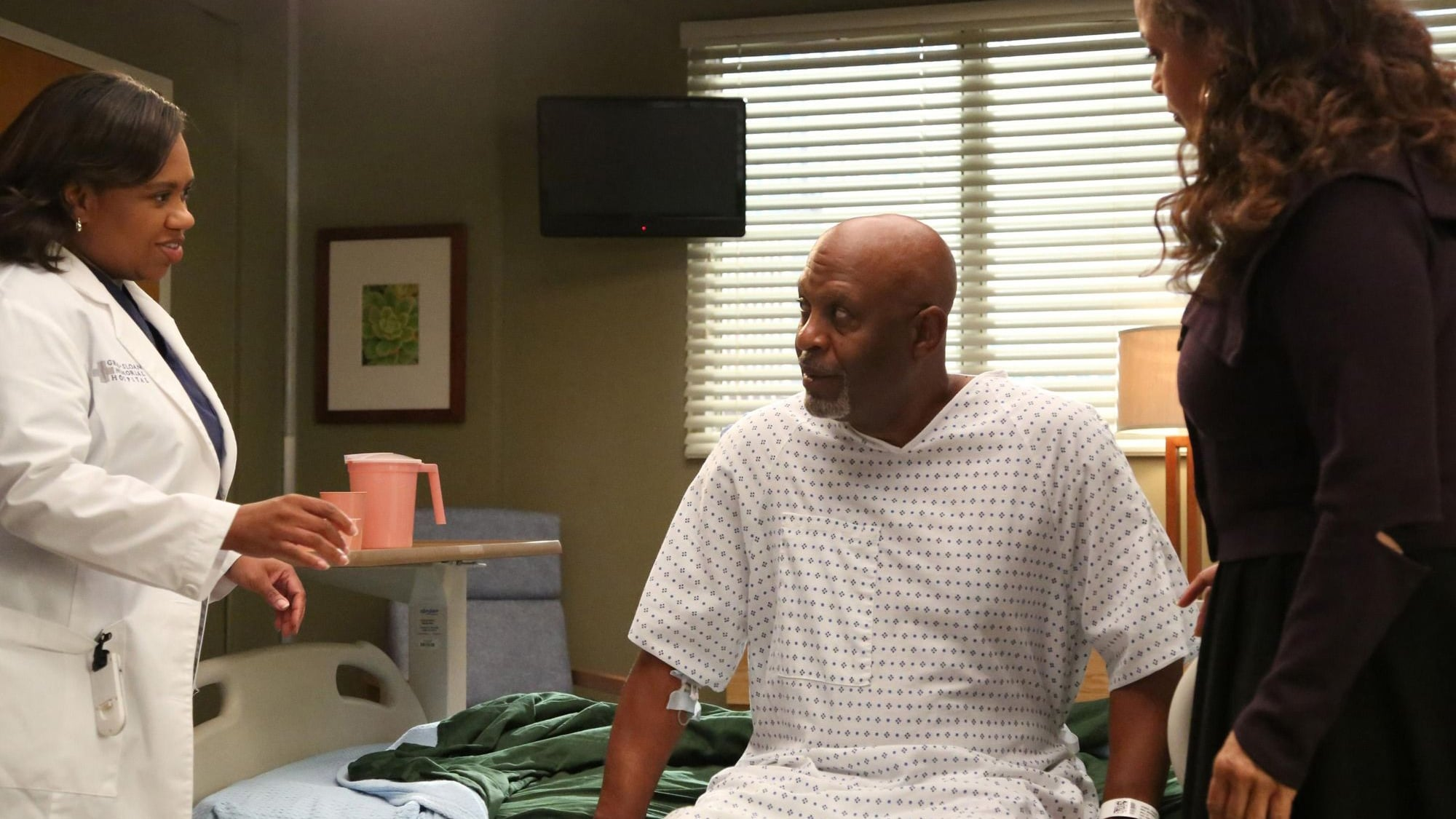 Grey's Anatomy Season 10 :Episode 5  Zurechtweisungen