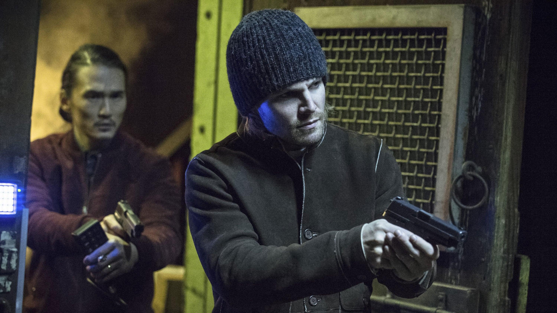 Arrow Season 3 :Episode 19  Broken Arrow