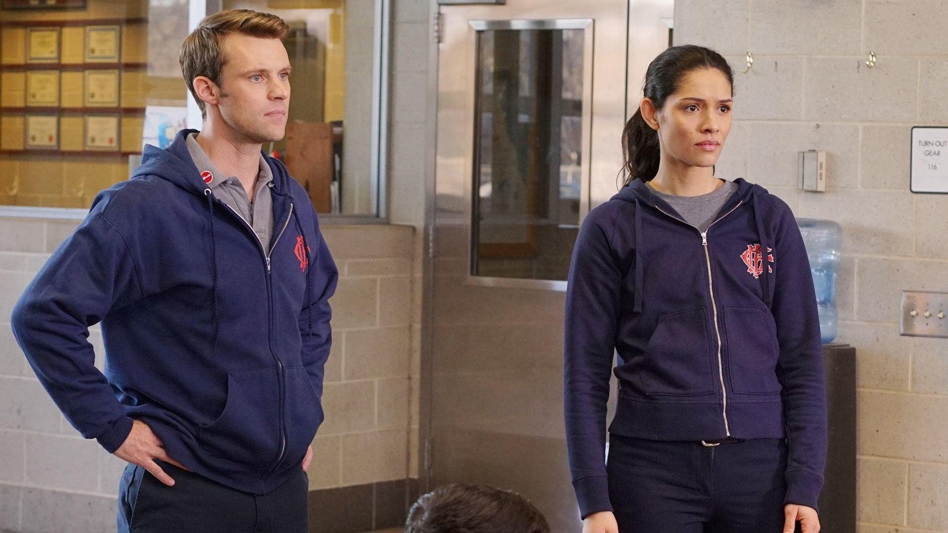 Chicago Fire Season 4 :Episode 15  Fallstrecke