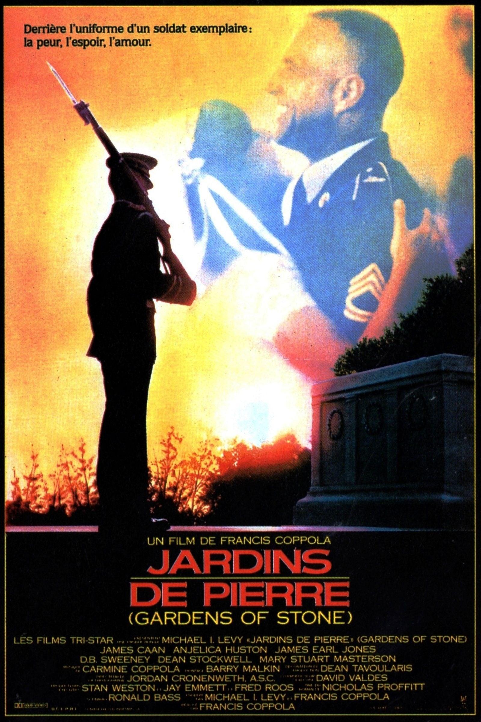 Jardins de pierre (1987) Streaming Complet Vostfr