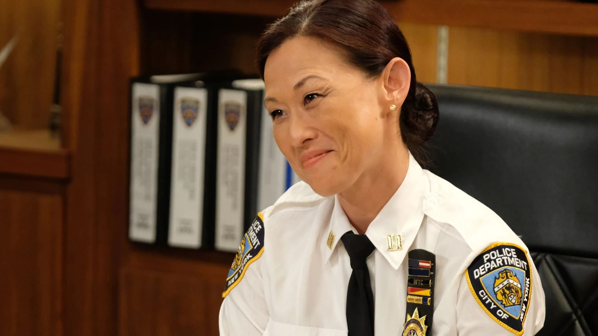 Brooklyn Nine-Nine - Season 7 Episode 2 : Captain Kim