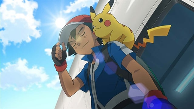 Pokémon Season 17 :Episode 1  Kalos, Where Dreams and Adventures Begin!