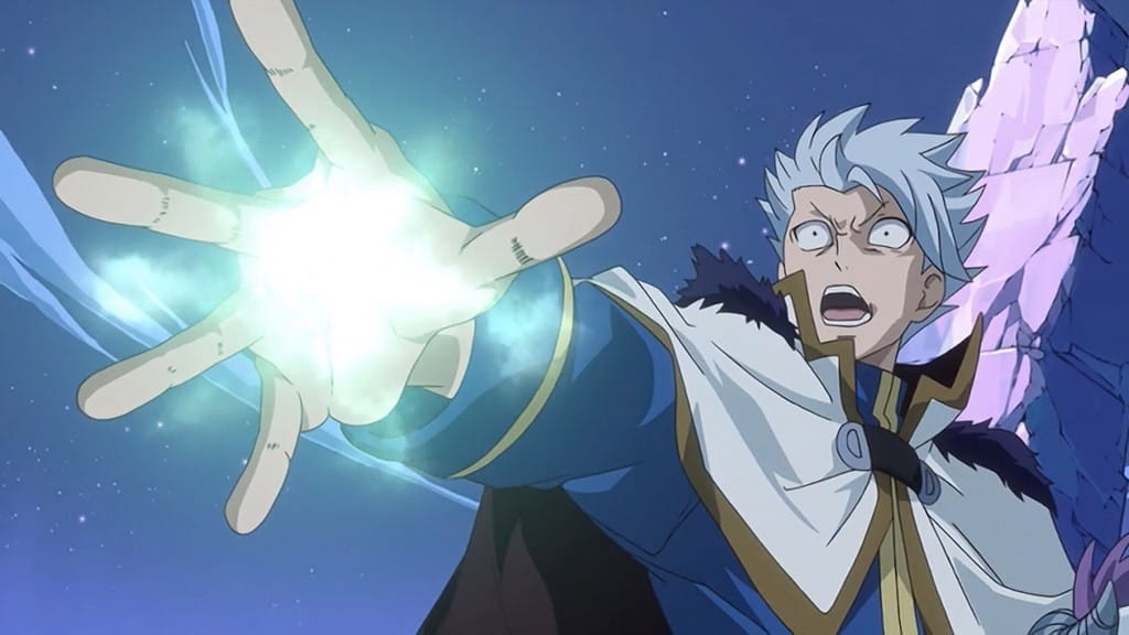 Fairy Tail Season 1 :Episode 12  Moon Drip