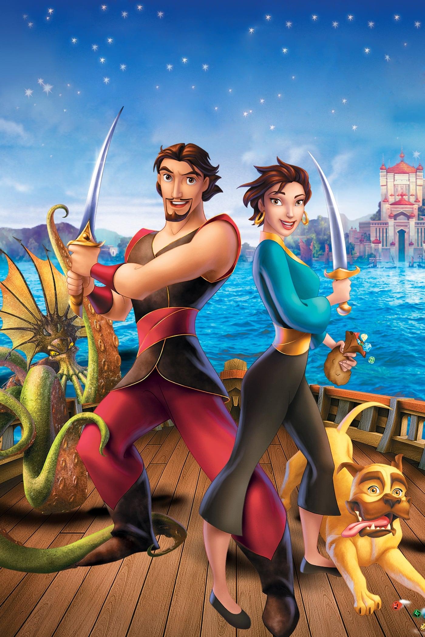 Sinbad: Legend of the Seven Seas | Dreamworks Animation ...
