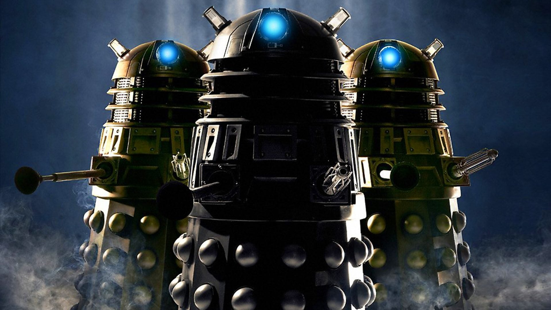 Doctor Who - Season 3 Episode 4 : Daleks in Manhattan (1)