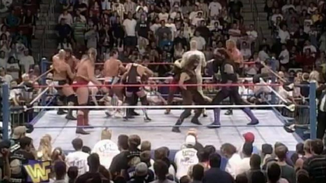 WWE Raw Season 4 :Episode 31  RAW 171