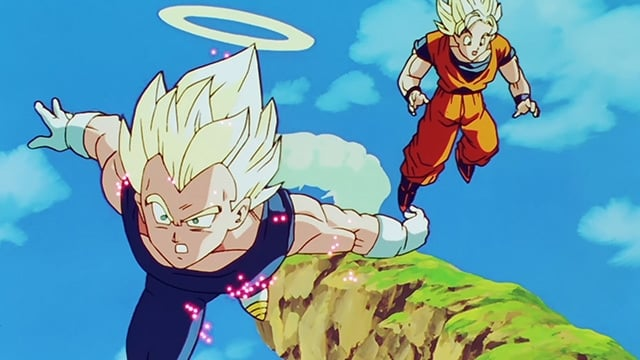 Dragon Ball Z Kai Season 6 :Episode 16  Emergency Escape from Inside the Body! Buu's Reverse-Transformation is the Worst!!