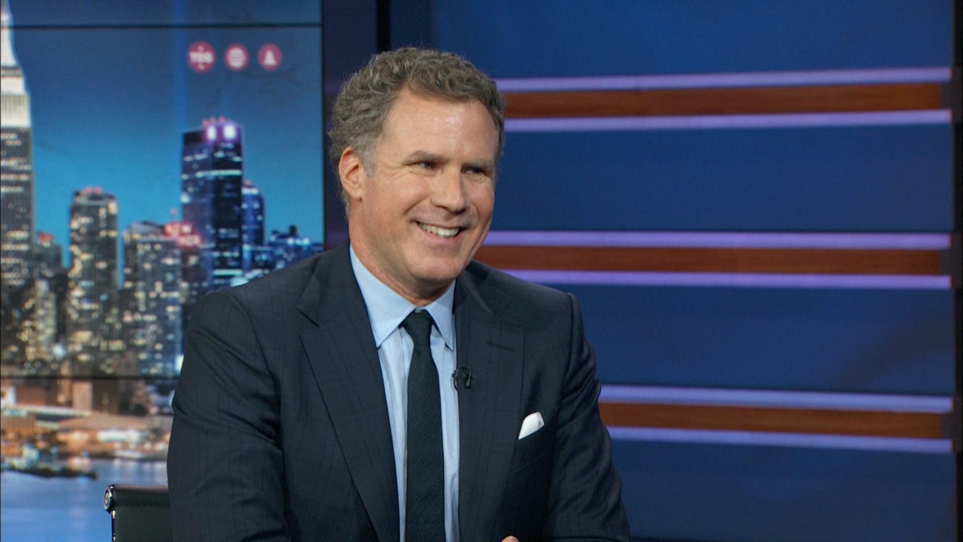 The Daily Show with Trevor Noah Season 21 :Episode 39  Will Ferrell
