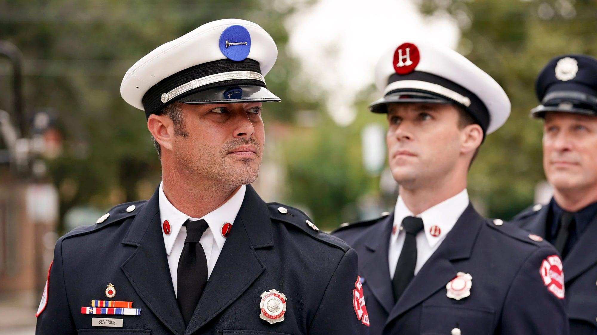 Chicago Fire Season 7 :Episode 7  Letzte Ehre