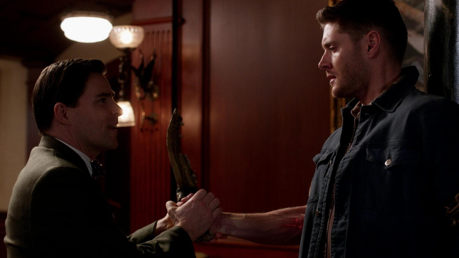 Supernatural Season 9 :Episode 16  Blade Runners