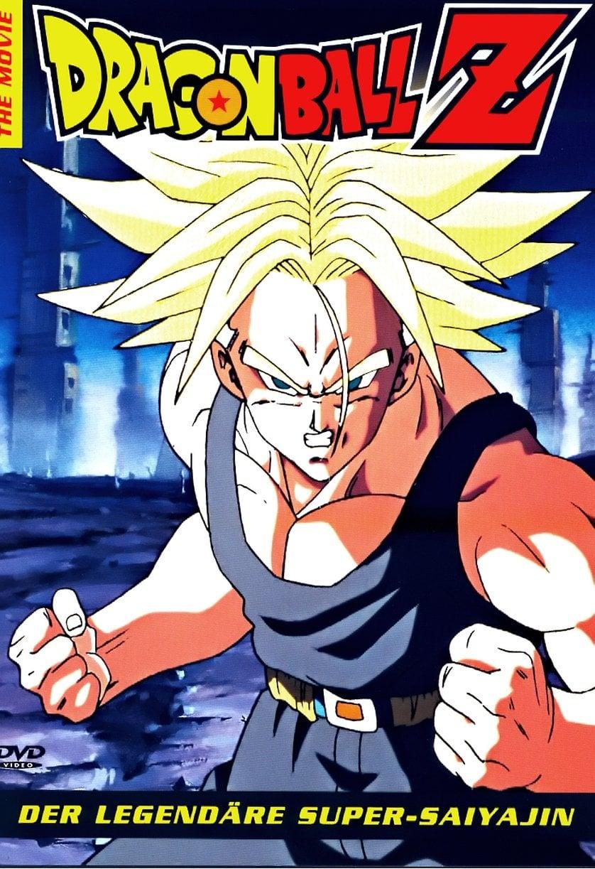 Dragonball Z 8: Der Legendäre Super-Saiyajin (1993) Ganzer