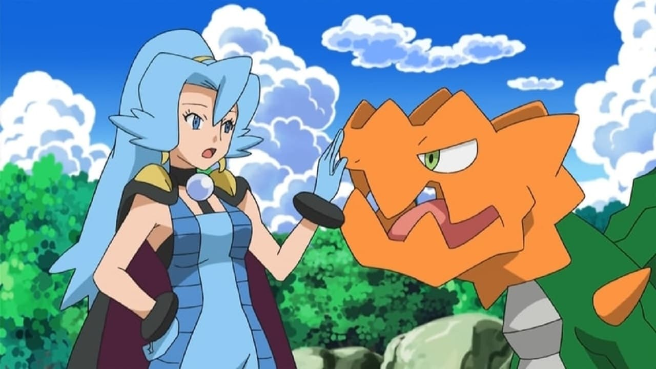 Pokémon Season 16 :Episode 39  A Pokémon of a Different Color!
