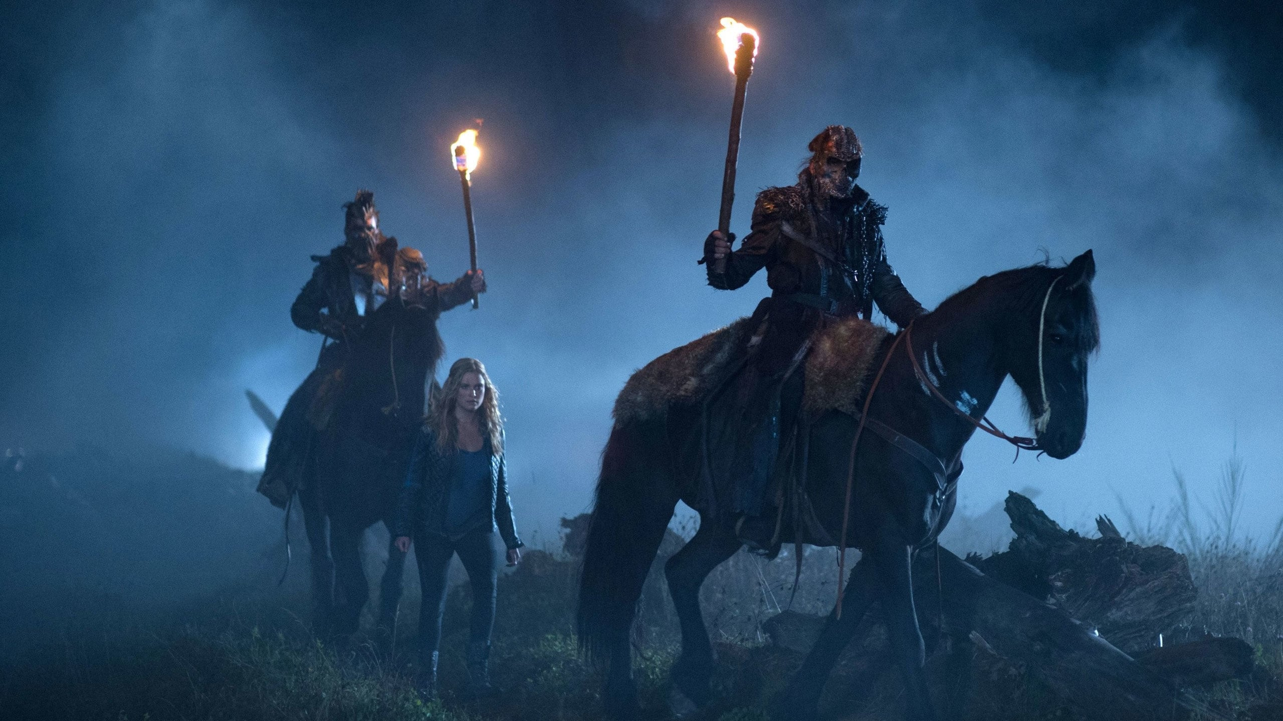 The 100 - Season 2 Episode 8 : Il viaggiatore spaziale