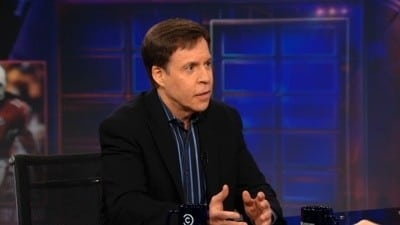 Season 17 :Episode 28  Bob Costas